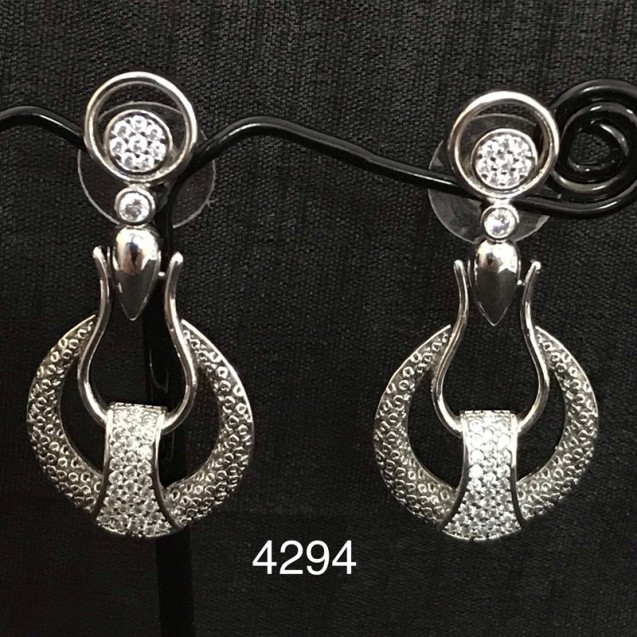 Western Design AD Earring For casual Jewelry