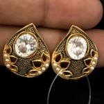 FASHION EARRING WITH AD