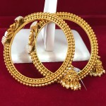 Indian Jewelry Gold Plated Bangles Set Bollywood Traditional Wedding Bangles