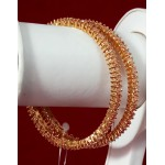 Exclusive Designer Bangles With American Diamond