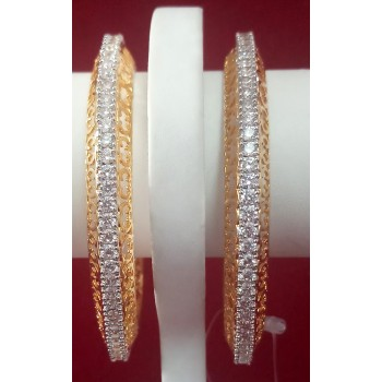 Exclusive american diamond fancy bangle