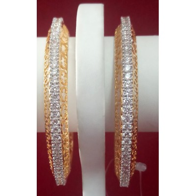 Exclusive american diamond fancy bangle